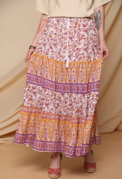 חצאית רחבה